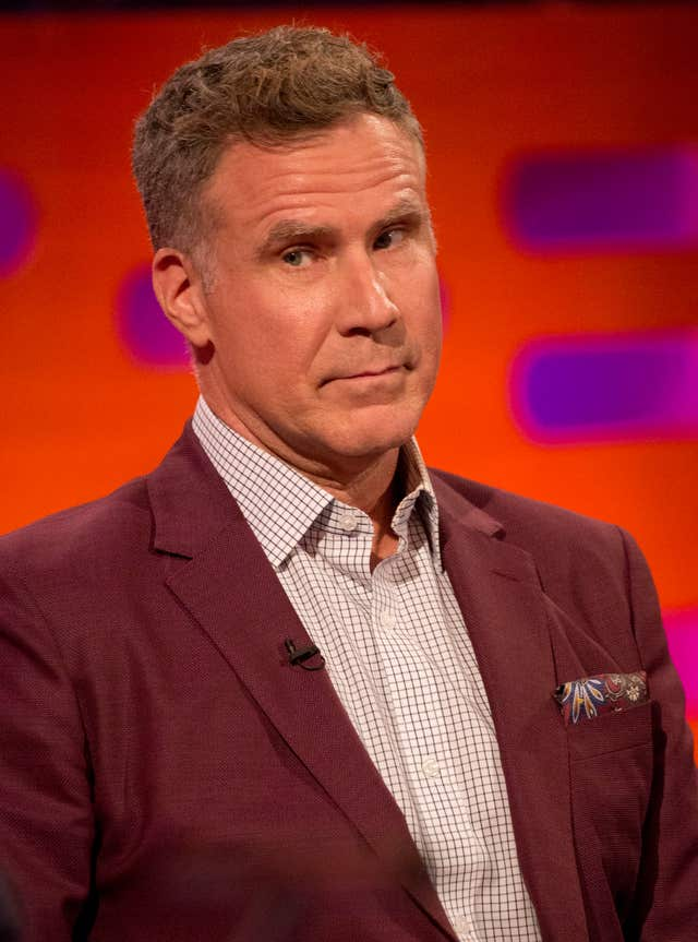 is the ron burgundy podcast will ferrell