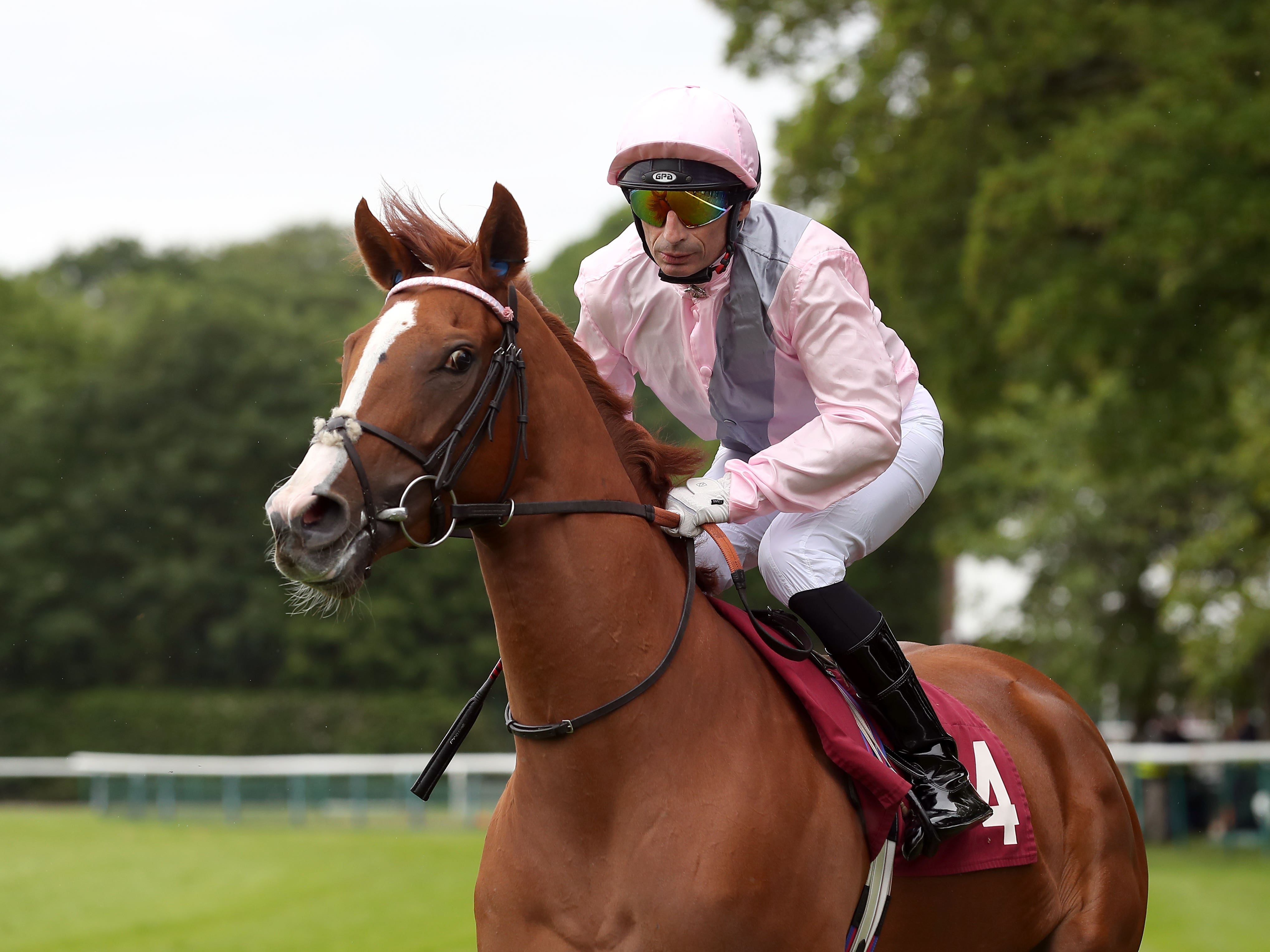 Royal Intervention landed York's feature (Martin Rickett/PA)