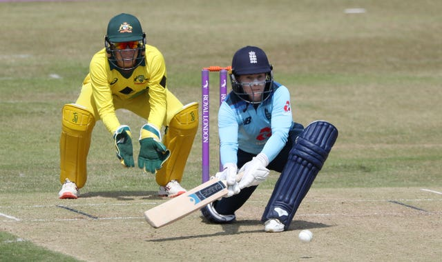 England Women v Australia Women – Women's Ashes Series – Second One Day International – Fischer County Ground
