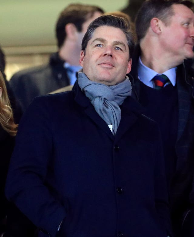 Premier League chief executive Richard Masters was involved in Thursday's meeting