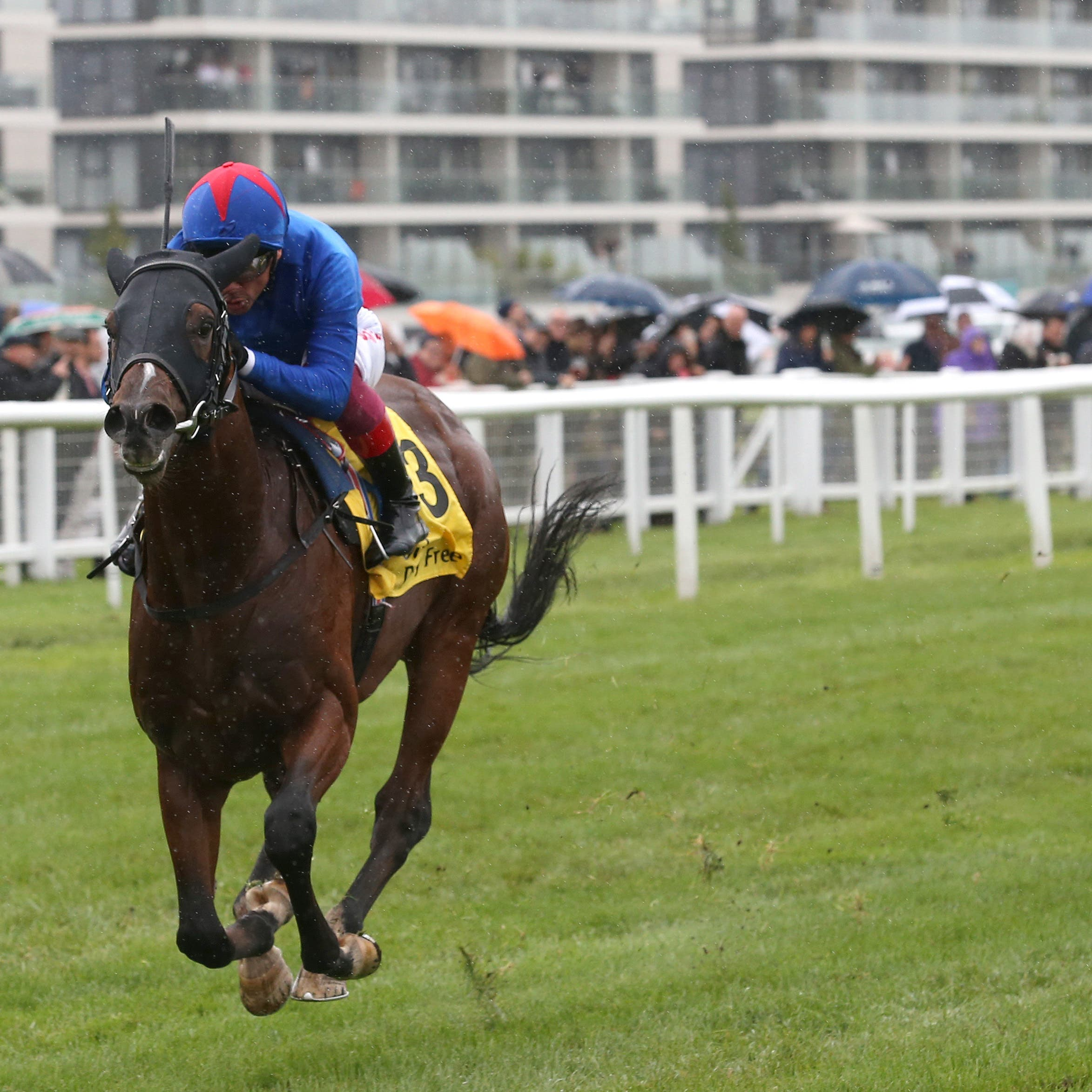 Kessaar was too strong for True Mason in the Mill Reef Stakes