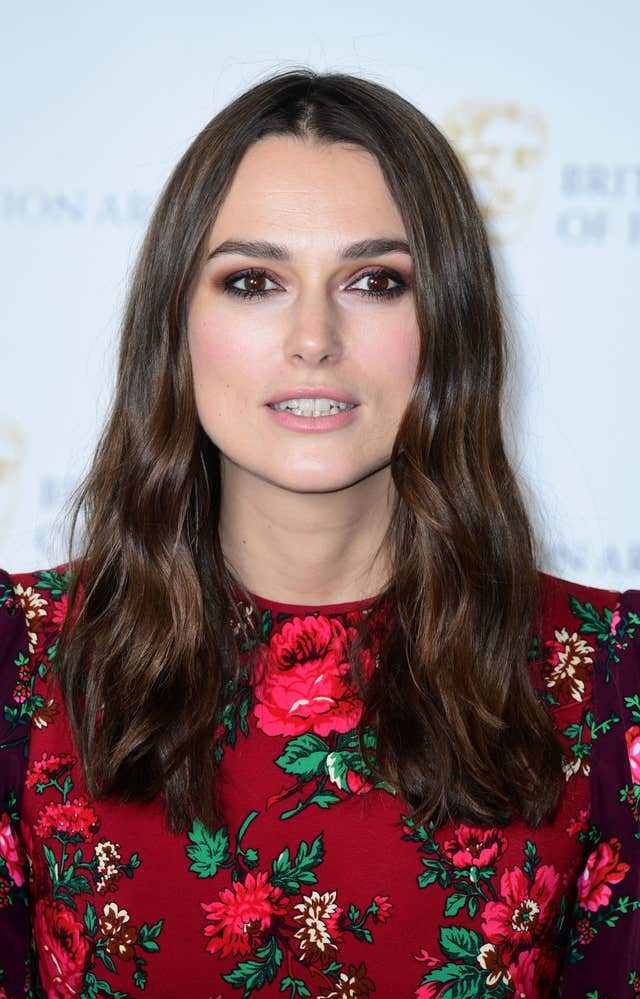 A Life in Pictures with Keira Knightley