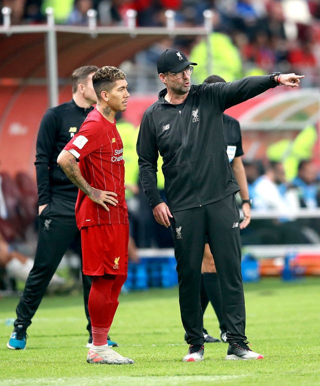 Roberto Firmino fulfilled the role of super-sub for Liverpool
