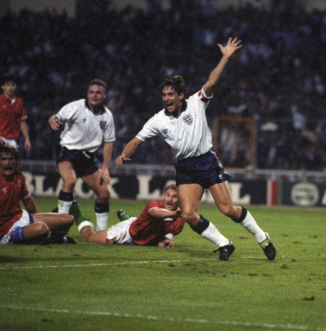 Gary Lineker helped England reach the semi-finals of the 1986 World Cup in Mexico. (PA Archive)