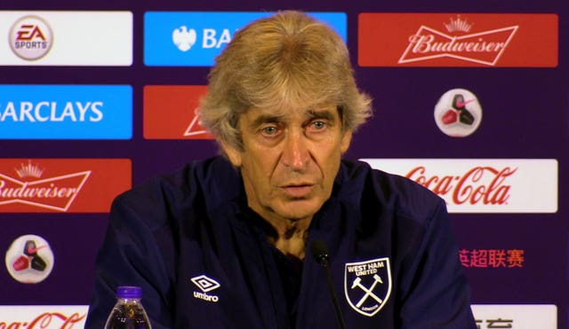 West Ham manager Manuel Pellegrini believes there are positives from the pre-season tour despite a couple of defeats .