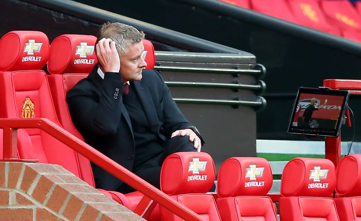 Manchester United manager Ole Gunnar Solskjaer is still looking for the winning formula at home in the Premier League
