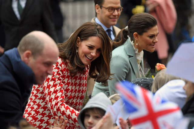 Royal visit to Scandinavia - Day Two