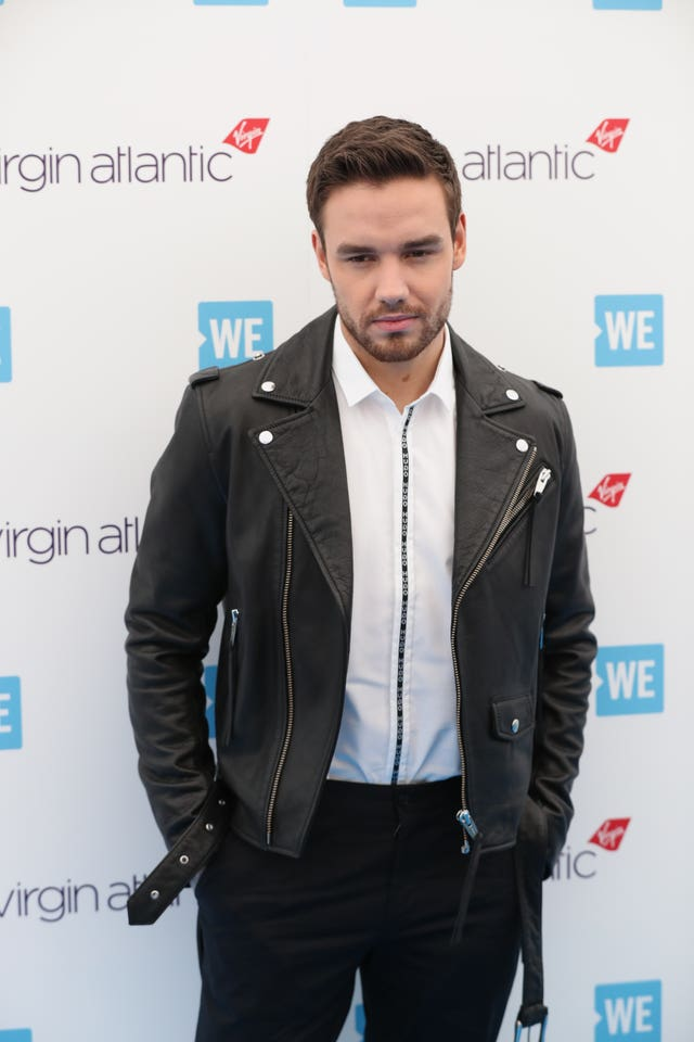 Liam Payne arrives at WE Day UK