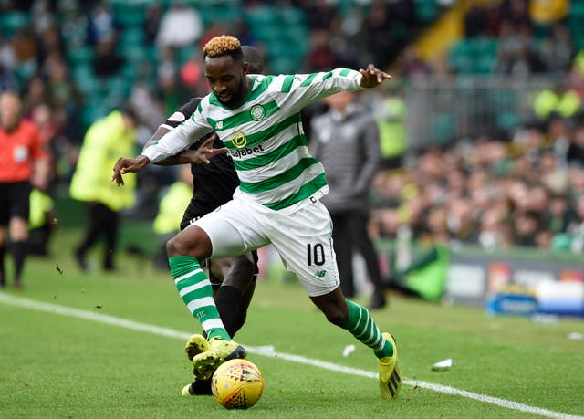 Former Celtic striker Moussa Dembele is reportedly wanted by Everton