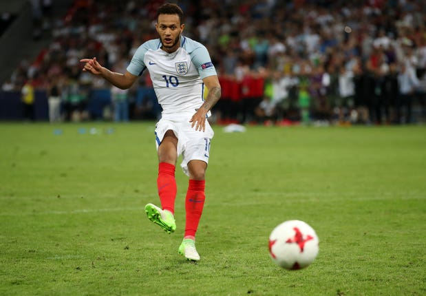Chelsea's Lewis Baker was unable to make his mark in the Bundesliga
