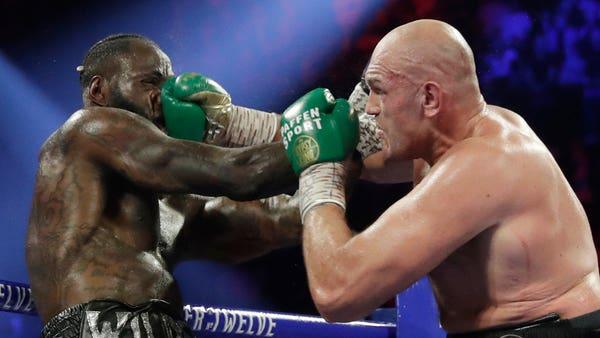 Tyson Fury v Deontay Wilder – round by round