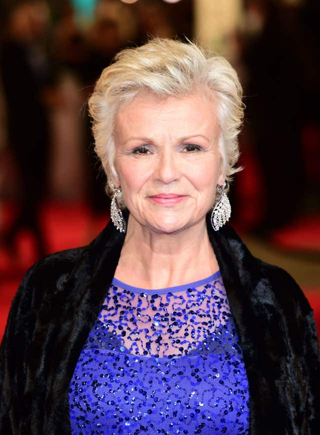Dame Julie Walters (Ian West/PA)