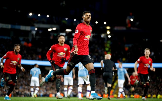 United beat City at the Etihad in December and January