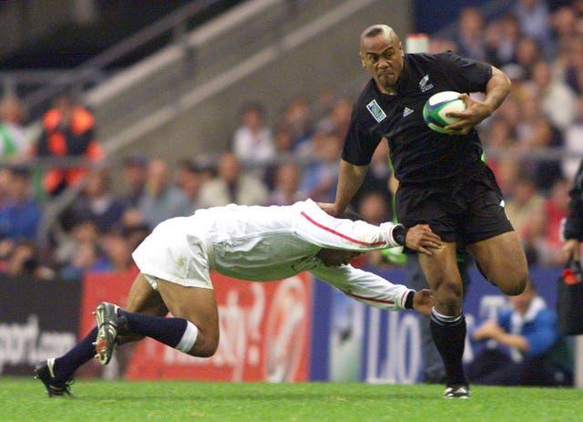 WC RugbyU Eng/NZ 12