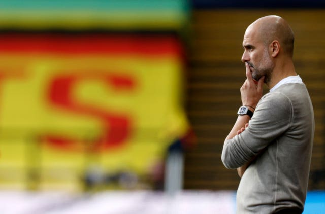 Pep Guardiola's Manchester City had been faced with the prospect of a European ban