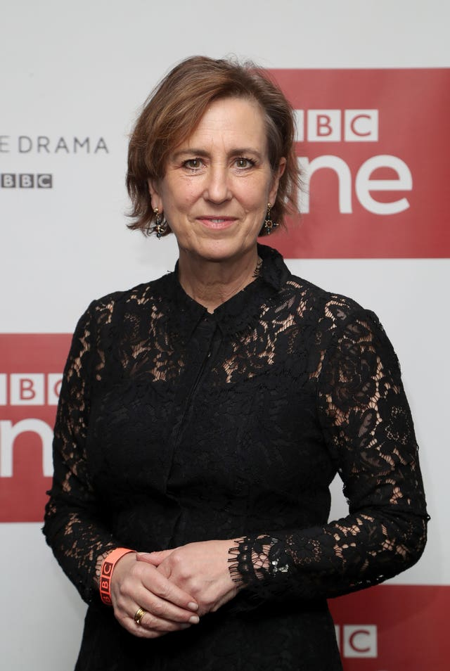 Newsnight host Kirsty Wark