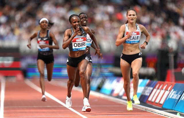 IAAF London Diamond League – Day Two – London Stadium