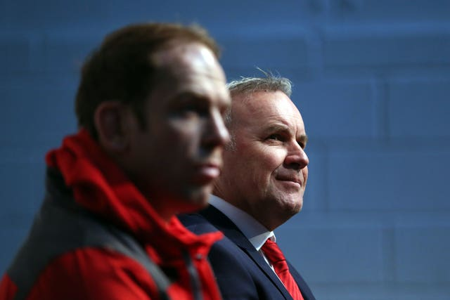 Jones is looking forward to a bright future under Pivac