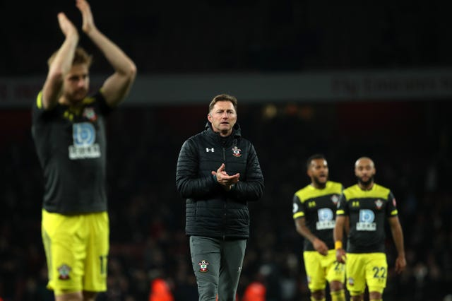 Southampton manager Ralph Hasenhuttl is keen to develop talent