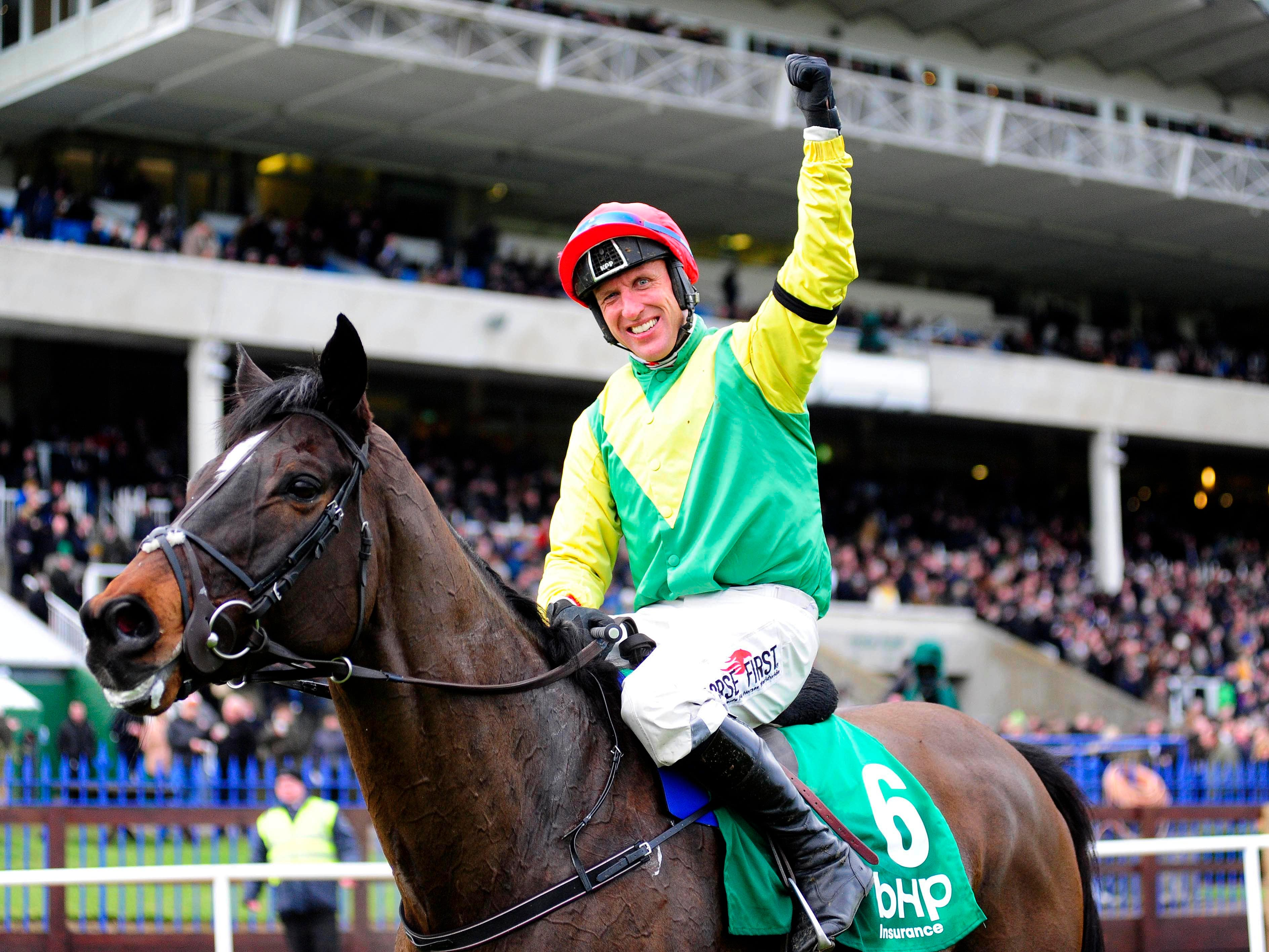 Supasundae is all set for the Champion Hurdle at Cheltenham (PA)