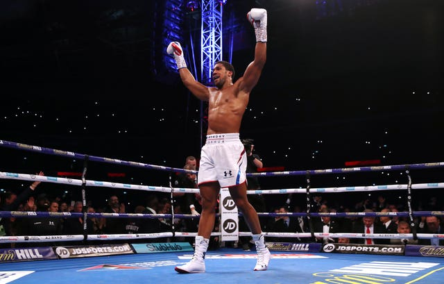 There are certain to be calls for Anthony Joshua to fight the winner