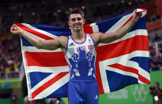 On This Day in 2016: Max Whitlock makes history at Rio Olympics