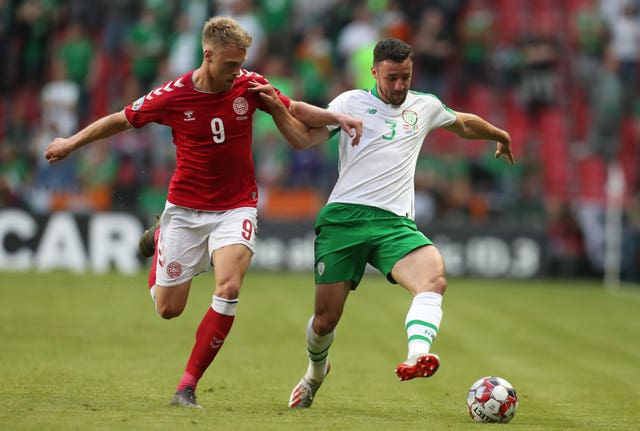 Republic of Ireland and Denmark have met regularly in recent years