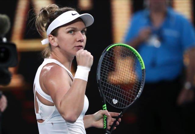 Simona Halep proved too strong for Dart