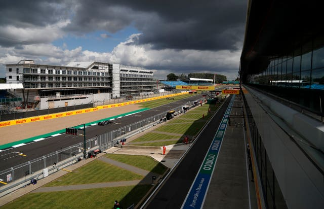 The British Grand Prix will take place on July 18