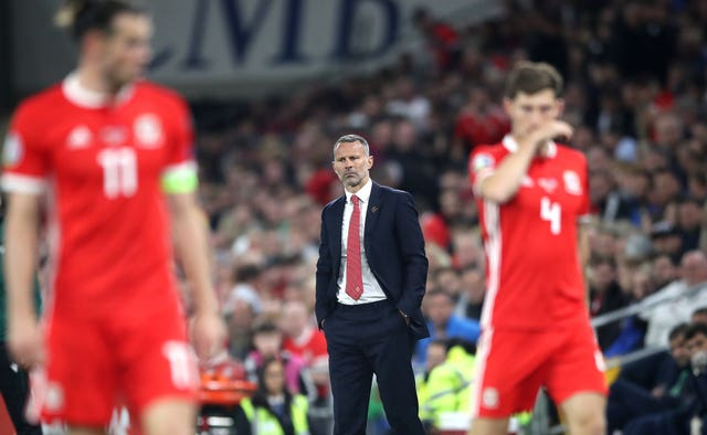 Ryan Giggs criticised his players for showing a lack of patience against Azerbaijan