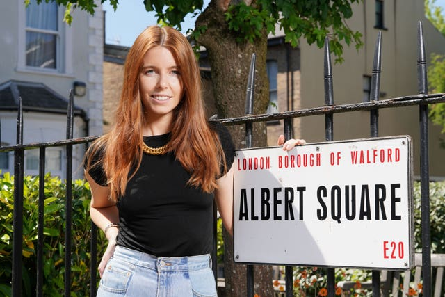 Stacey Dooley will feature in an EastEnders spin-off