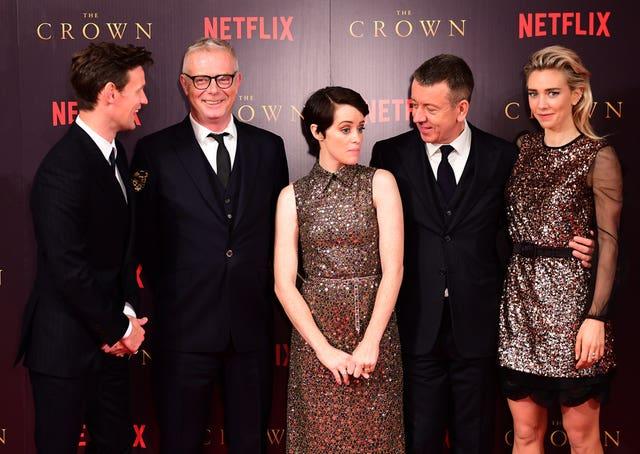The Crown Season 2 Premiere – London