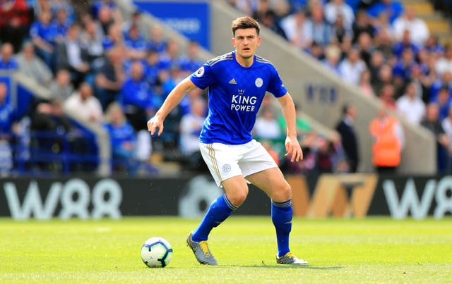 Harry Maguire remains a target