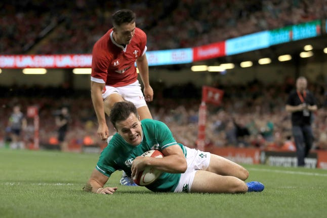 Wales v Ireland – International Friendly – Principality Stadium