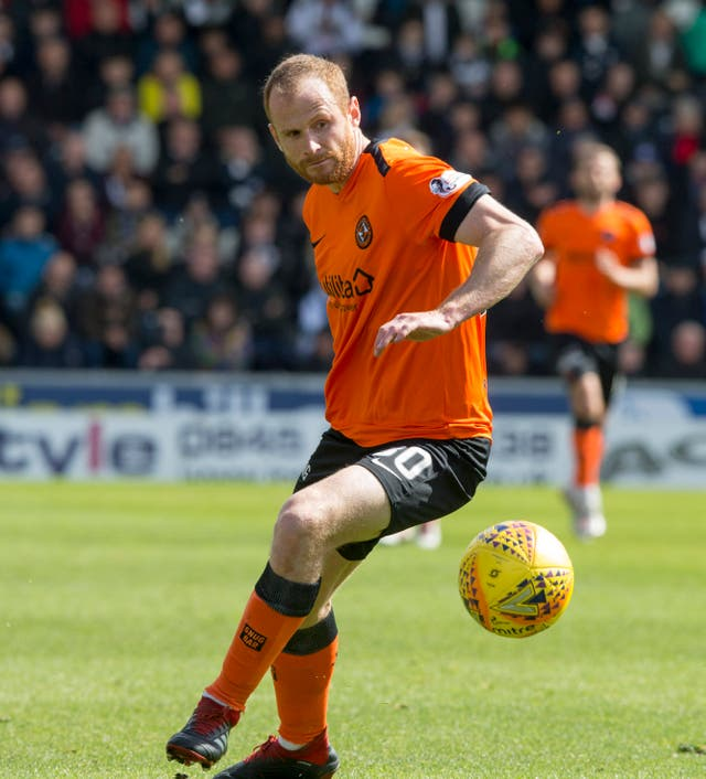 St Mirren v Dundee Utd – Ladbrokes Premiership Play-off – Final – Second Leg – Simple Digital Arena