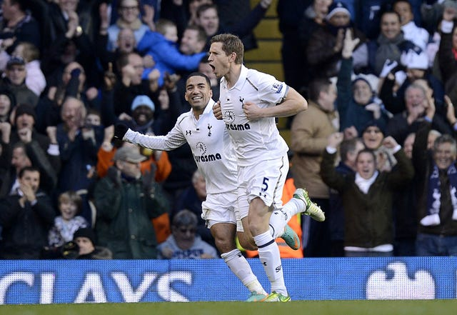 Jan Vertonghen quickly became a fans favourite at Tottenham after his move from Ajax in 2012