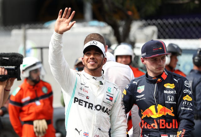 Lewis Hamilton's contract with Mercedes expires at the end of the year