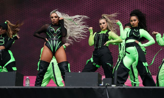 Little Mix at BBC Radio 1's Big Weekend – Middlesbrough