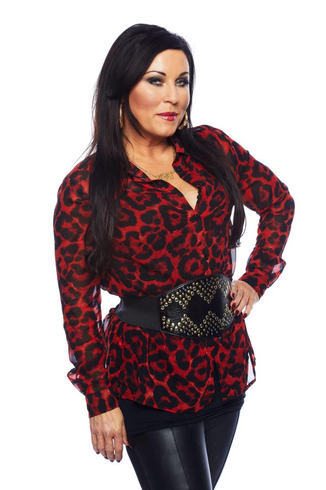 Jessie Wallace as Kat (Nicky Johnston/BBC)