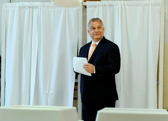 Hungary European Elections