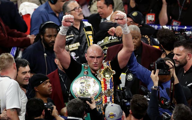 Tyson Fury completed one of sport's most remarkable comebacks with a brilliant performance against Deontay Wilder