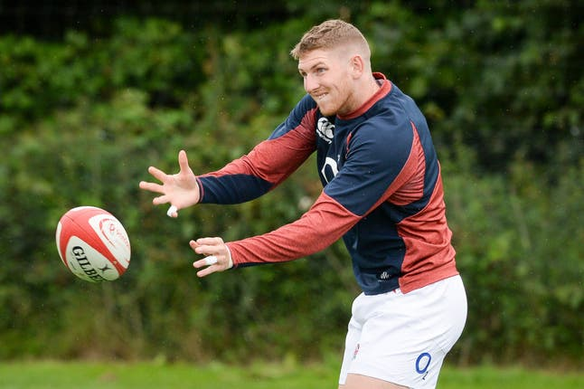 Ruaridh McConnochie is set to make his England debut on Friday