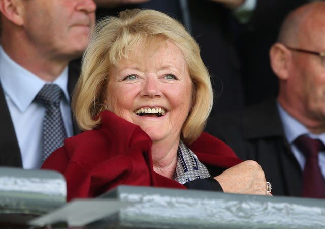 Hearts owner Ann Budge has been involved in league restructuring plans