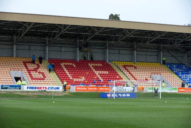 Soccer – Scottish League One – Brechin City v Rangers – Glebe Park