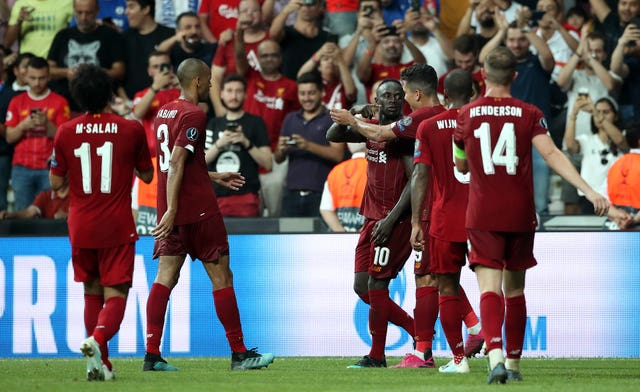 Sadio Mane notched twice in Turkey