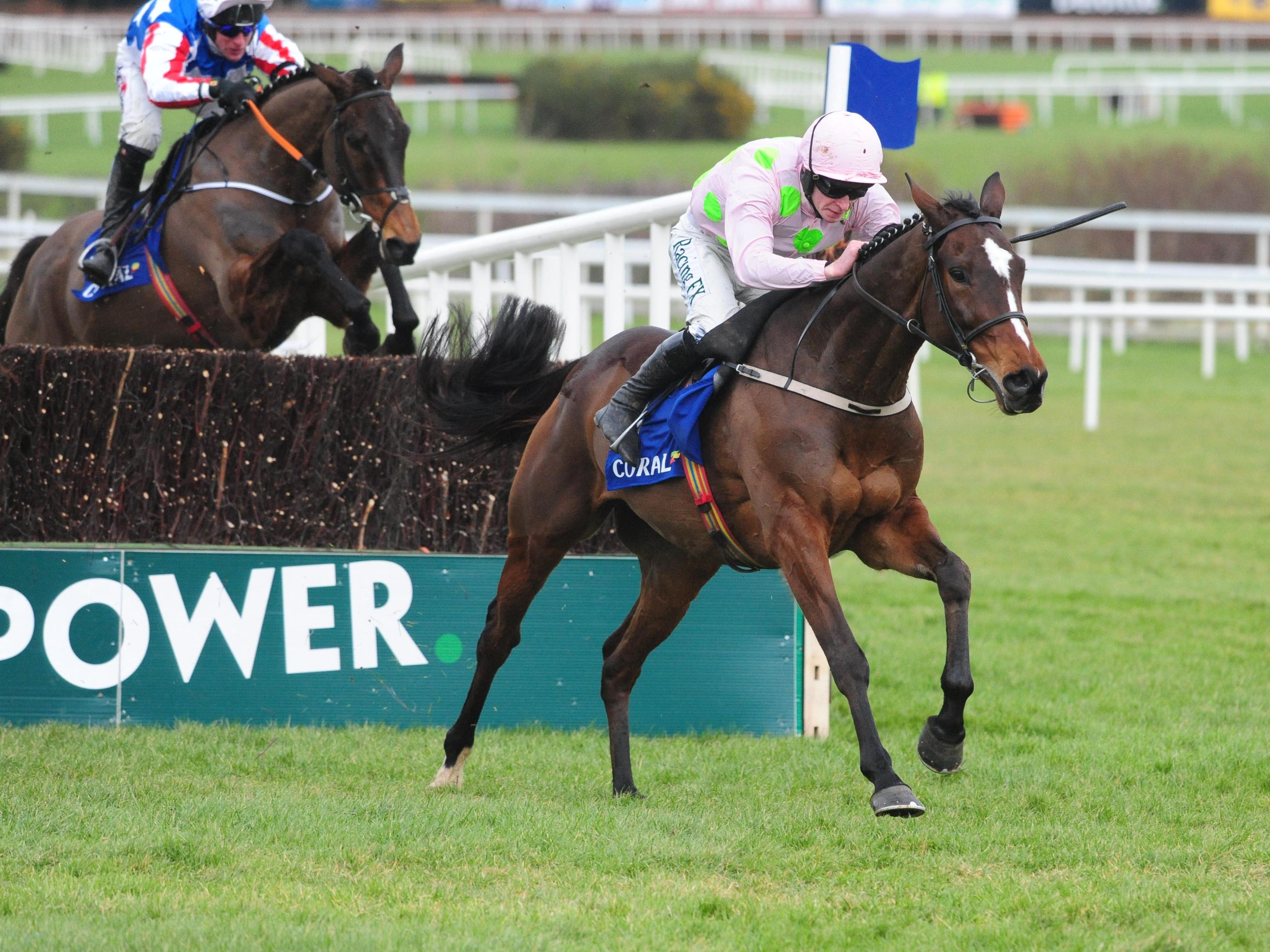 Min is one of 13 possible runners for Willie Mullins in the Ryanair Chase (PA)