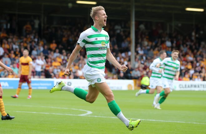Motherwell v Celtic – Ladbrokes Scottish Premiership – Fir Park Stadium