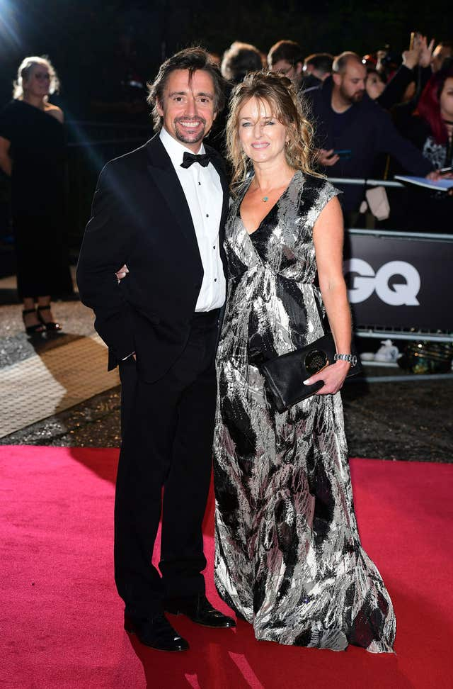 Richard Hammond and wife robbery