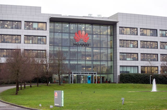 BT removes Huawei equipment from key network areas