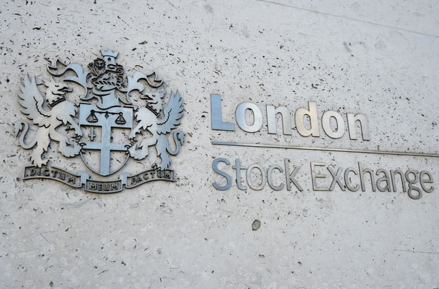 the new firm will be registered on the London Stock Exchange (Kirsty O'Connor/PA)